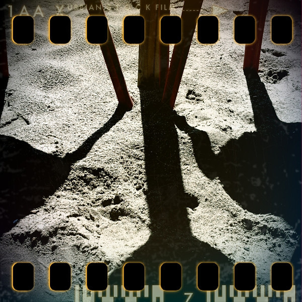 August 27th I: Beach shadows