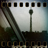 August 3rd: TV tower in the rain