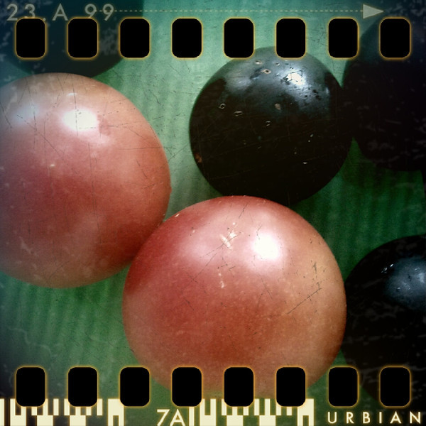 August 12th: Perfectly round tomatoes and fruit