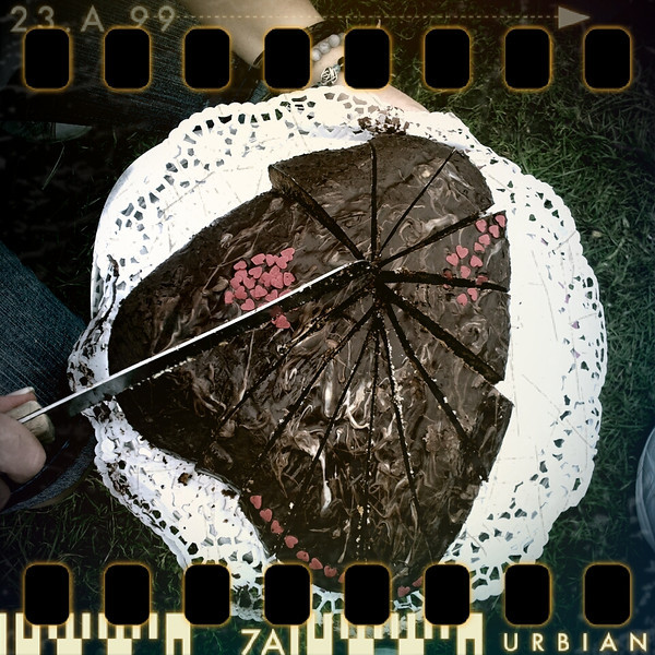 August 4th II: Birthday cake