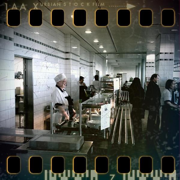 December 9th II: Cafeteria
