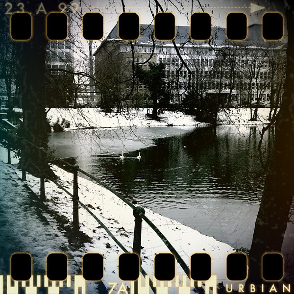December 22nd II: Lake at winter
