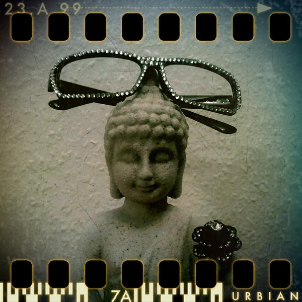 February 26th: Budda with glasses