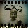 February 26th: Budda with glasses