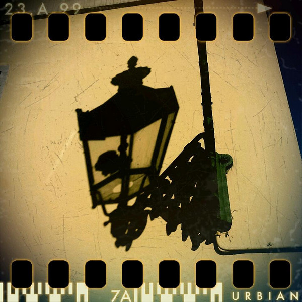 February 21st II: Shadow of a lantern - shadow of light  (Shadow Series I)