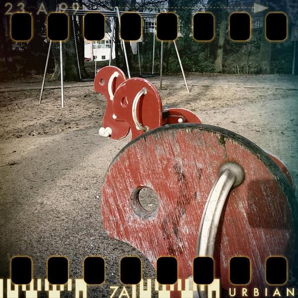 January 20th: Empty playground