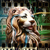 July 18th I: Funfair lioness