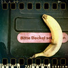 March 10th: Banana on dustbin