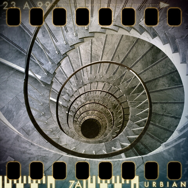 May 30th: Spiral staircase II