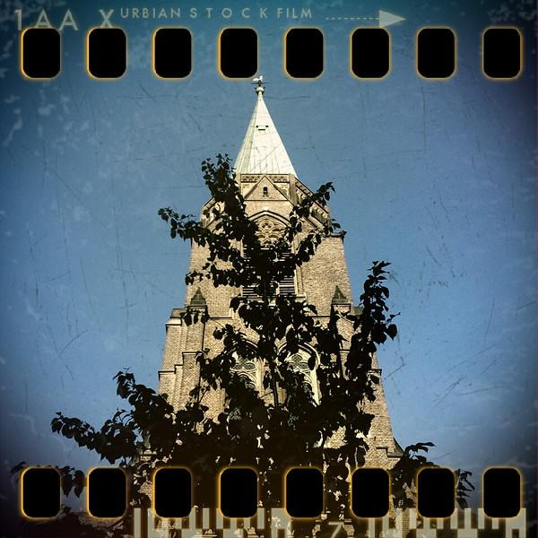 May 18th: Badly hidden church