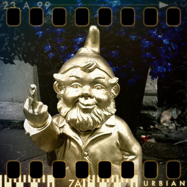 May 17th II: Impolite garden gnome