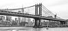 Day 194: NYC-Manhattan Bridge with 1 World Trade in background - July 14