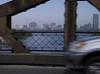 """Boston Skyline""<br /> <br /> Pentax Optio WP - 1/200sec @ f7.6 @ ASA 50<br /> <br /> Boston, MA, USA, 05-18-2005"