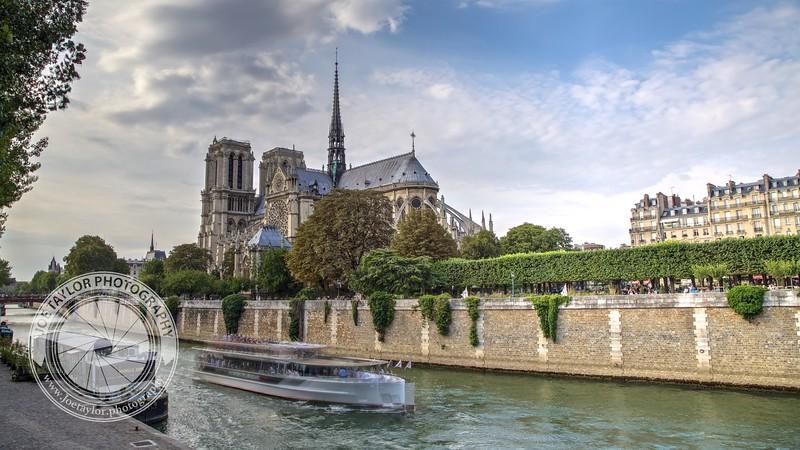 Paris Notre Dame HDR