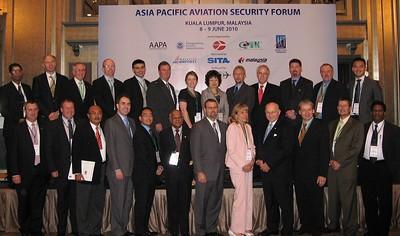2010-4 First Security Forum, Kuala Lumpur, June 2010