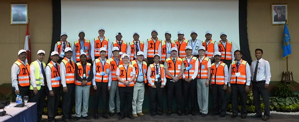 2012-5 First APEX in Safety review in Asia-Pacific, Jakarta, 2012