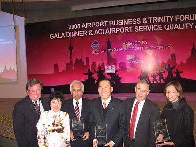 2008-2 Trinity Forum in Shanghai, April 2008