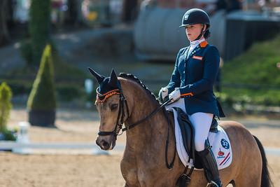 Lisanne Zoutendijk (NED)
