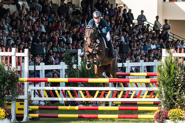 141018 CH-M-YH-CCI1* Jumping Lion d'Angers
