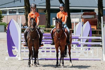 Kristy Snepvangers & Elise Otto (NED)