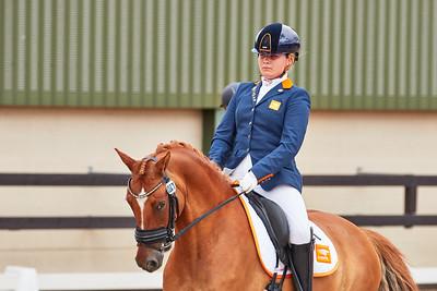 Team Sweden - Tara Hayes