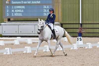 Louise Van Dijck (BEL)