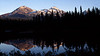 Scott Lake Reflection by Sue Anderson