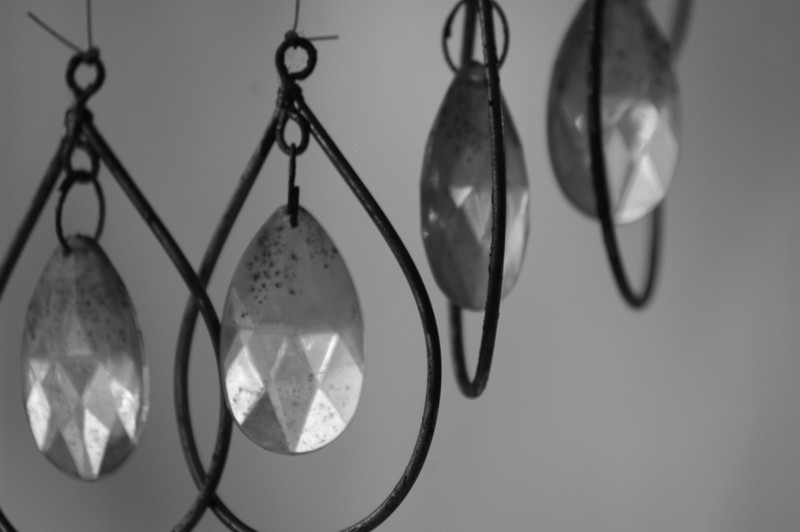 glass chimes-Mary Smith