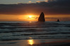 Cannon Beach sunset - Bill Vollmer