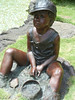 Boy statue-sandykoch