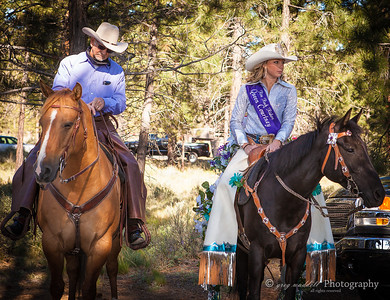 Sisters Parade and Rodeo Events