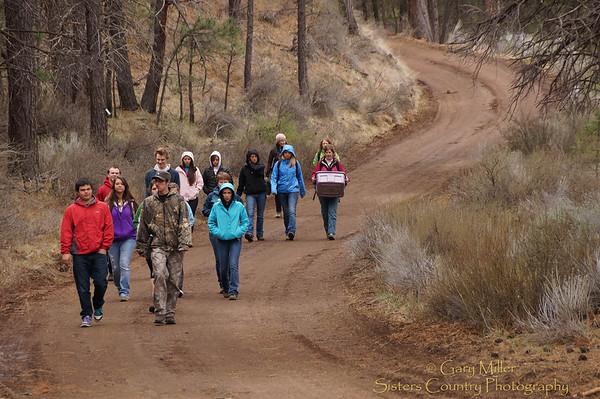 Wolftree Camp Polk Field Trip April 2012