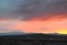 Fire Influenced Sunset Bill Vollmer