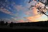 Fall Sunrise over Madras Bill Vollmer