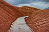 Painted Walkway greg waddell