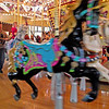 Carousel at Waterfront Park, Salem, Oregon. Conrad Weiler