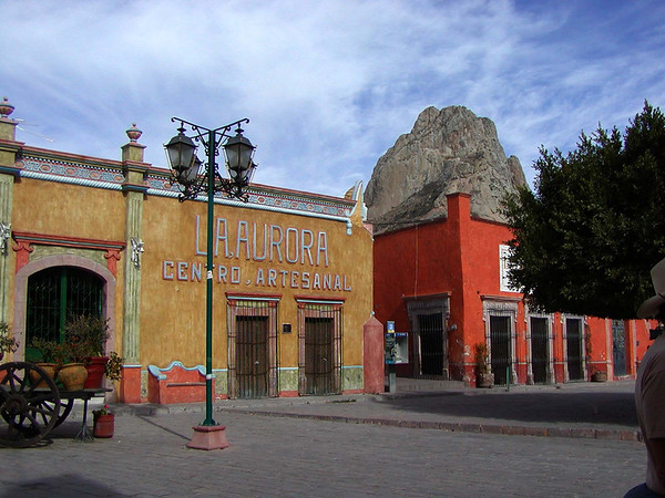 Bernal, Mexico<br /> Kathey Heaney