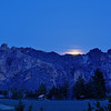 Super Moonrise over Smith Rocks 2. BV