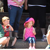 Lollipops and a parade. Sweet !!!   By Fred Crowther