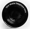 Smartphone telephoto lens.