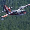 Scooper Planes on Detroit Lake