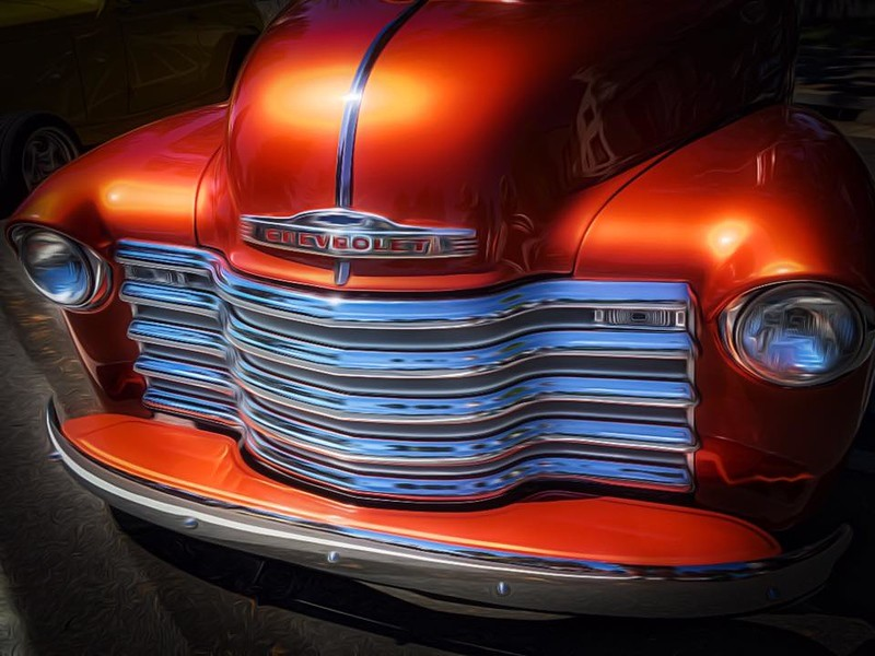 Chevy Front End