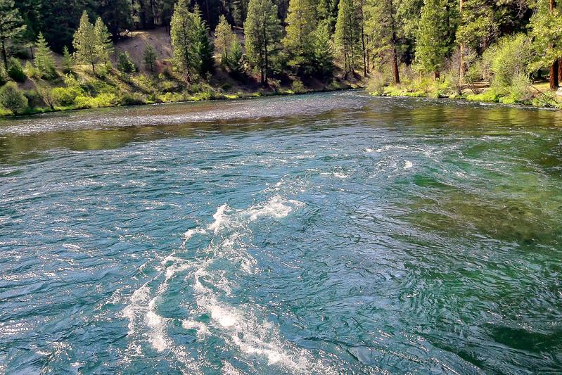 Metolius River 18x12