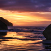 End of Day Bandon, Oregon ~ gregwaddell Photography