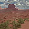 Monument Valley _ john Wayne Point