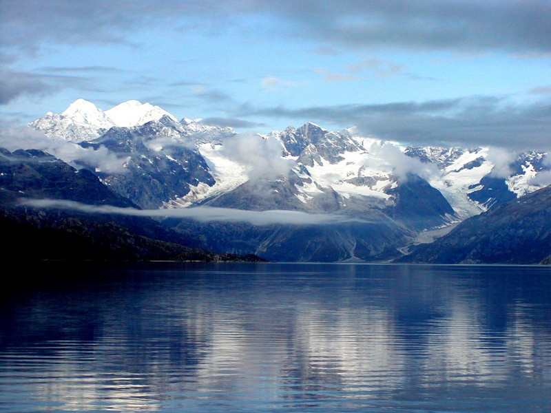 on location Alaska<br /> glacier bay_kathey heaney