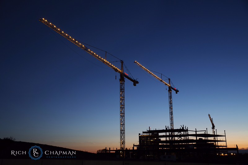 Clayco, the Art & Science of Building in Schaumburg. Photo © 2015 Rich Chapman Photographers LLC