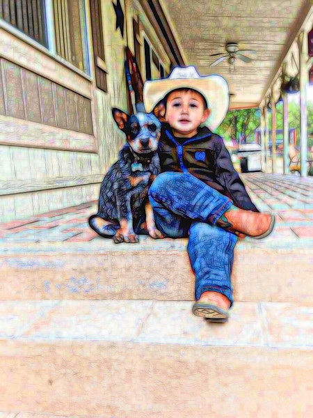 T-Boogie and Dog Ringo.jpg