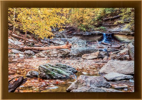 Falls Amber Stream  |  $395