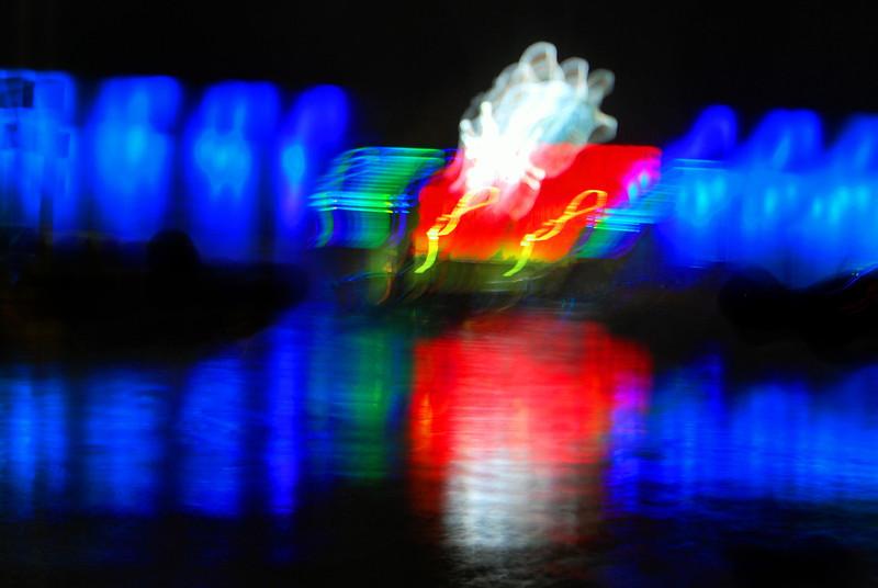 Neon Rain #2 353-B